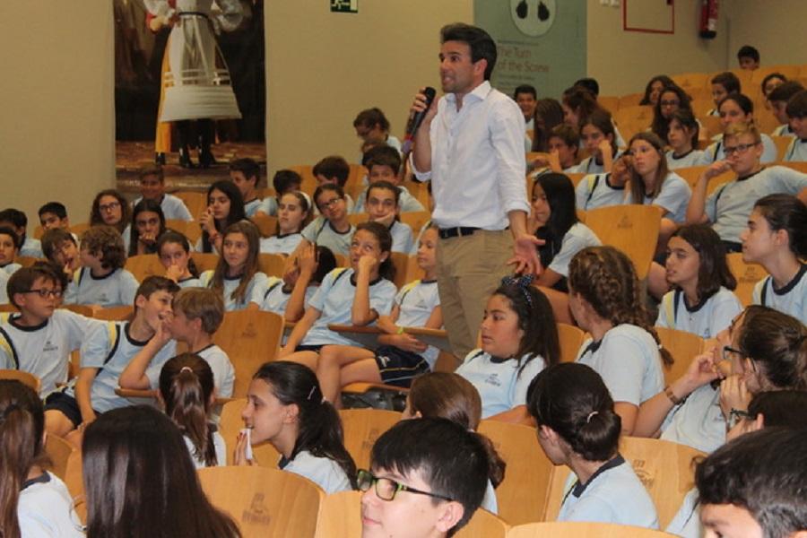 charlas en colegios fundacion lqnm